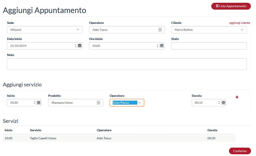 software gestione appuntamenti